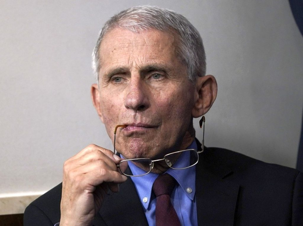 Dr. Anthony Fauci was Wrong